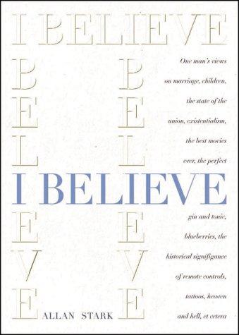 9780740705700: I Believe