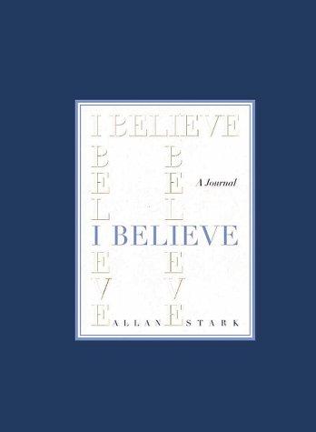 9780740705748: I Believe Journal