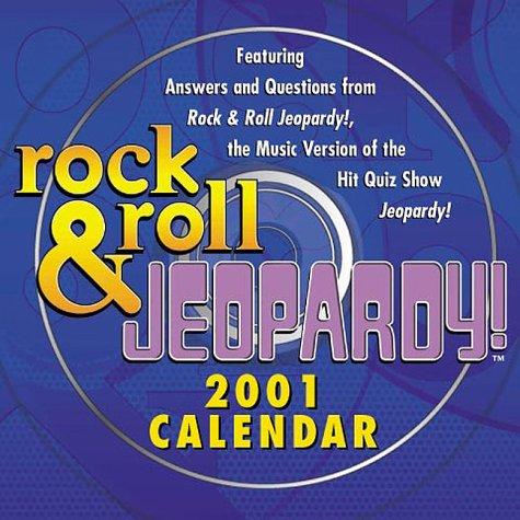 9780740707551: Rock & Roll Jeopardy