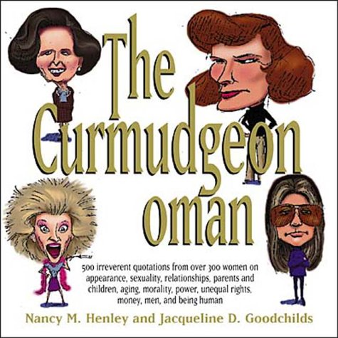 9780740710070: The Curmudgeon Woman