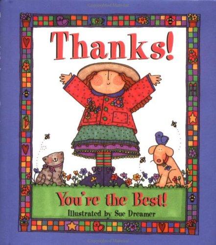 Thanks (Little Books): Sue Dreamer