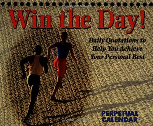 9780740712500: Win the Day! Perpetual Calendar (Perpetual Calendars)