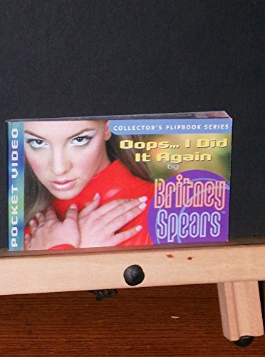 Oops!...I Did It Again Flip Book (0740713647) by Signatures Network