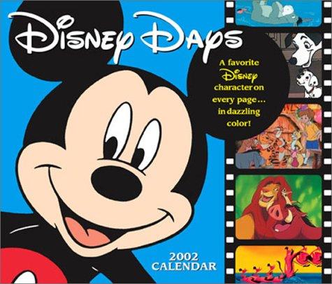 Disney Days 2002 Day-To-Day Calendar