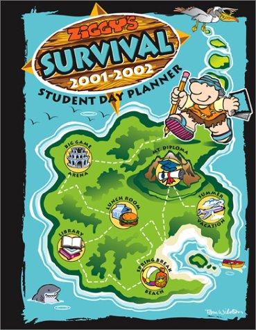9780740715655: Ziggy's Survival 2001-2002 Student Day Planner