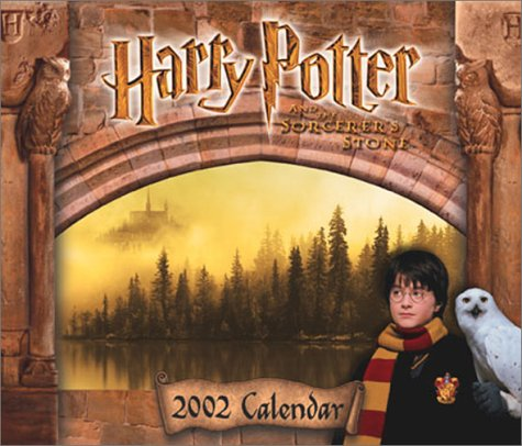 9780740715761: Harry Potter 2002 Calendar: And the Sorcerer's Stone