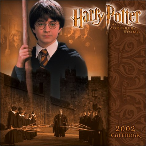 9780740715778: Harry Potter and the Sorcerer's Stone 2002 Calendar