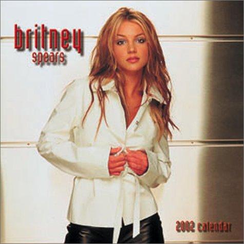 9780740716171: Britney Spears 2002 Wall Calendar