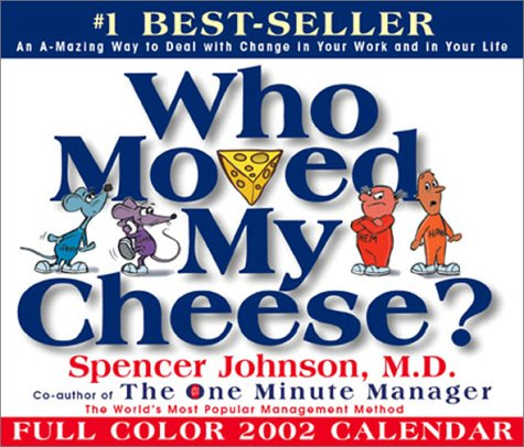 9780740716904 Who Moved My Cheese 2002 Day To Calendar