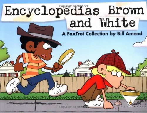 Encyclopedias Brown and White: A FoxTrot Collection (0740718509) by Bill Amend