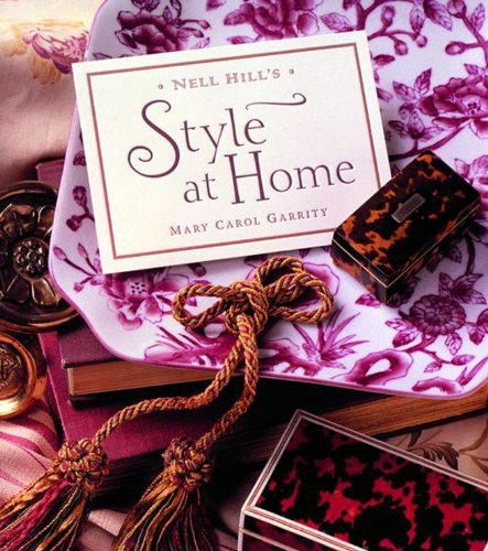 9780740718748: Nell Hill's Style At Home
