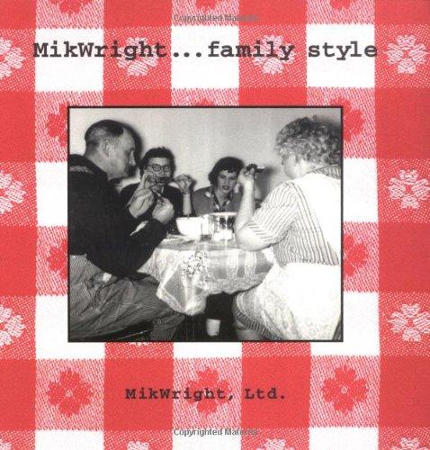 9780740718779: Mikwright Family Style