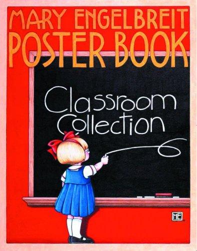 Poster Book Classroom Collection Mary Engelbreit (9780740720840) by Mary Engelbreit