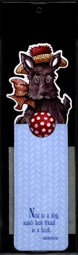 Scottie Bookmark (0740721097) by Engelbreit, Mary