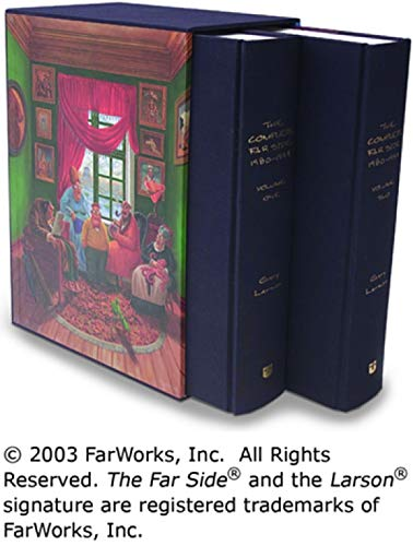 The Complete Far Side: 1980-1994 (2 Volume Set in slipcase)