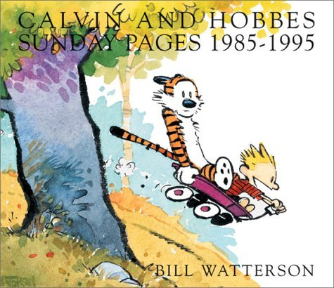 9780740721359: Calvin and Hobbes: Sunday Pages 1985-1995