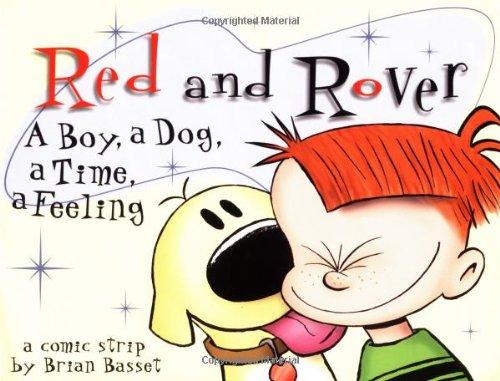 9780740721977: Red&Rover 01 A Boy A Dog A Time A Feeling A Comic