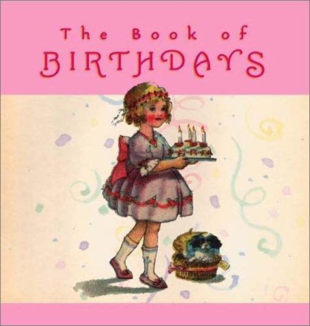 The Book of Birthdays: Ariel Books