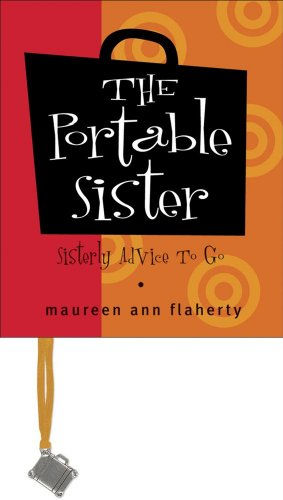 9780740722653: The Portable Sister (Lb): Sisterly Advice to Go (Little Books)