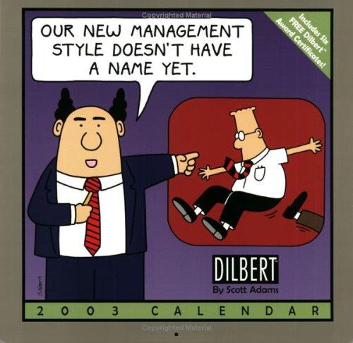 9780740724794: Dilbert 2003 Calendar