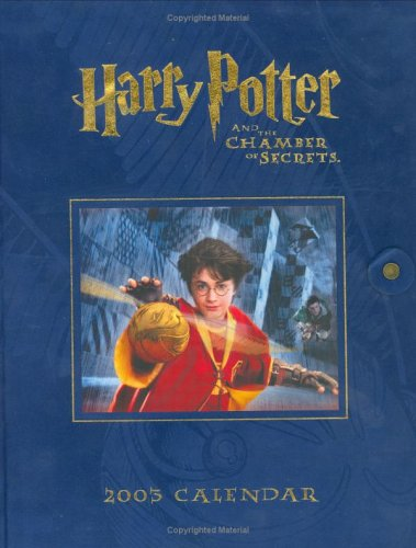 Harry Potter and the Chamber of Secrets Desk Calendar 2003 (Also 2014 and 2025)