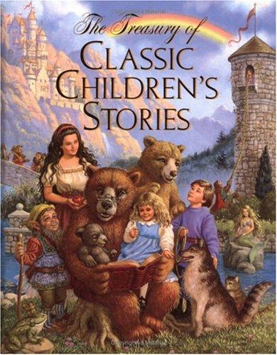 9780740725722: Treasury of Classic Children's Stories