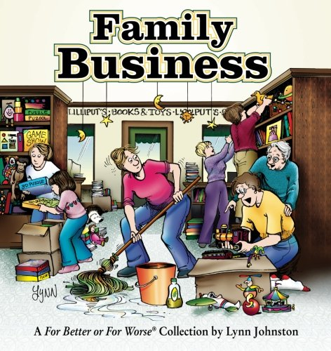 Family Business: For Better Or For Worse Collection