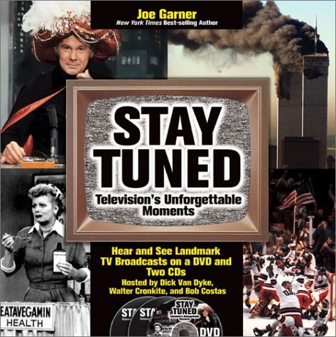 Stay Tuned: Television's Unforgettable Moments: Joe Garner