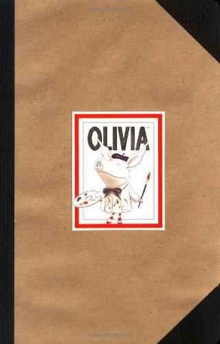 9780740729133: Olivia Write & Sketch Journal