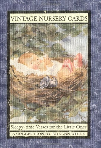 Vintage Nursery Cards: Sleepy-time Verses for the: Edelen Wille