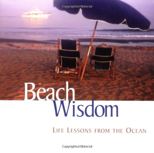 9780740733109: Beach Wisdom: Life Lessons From The Ocean
