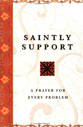 9780740733369: Saintly Support: A Prayer for Every Problem