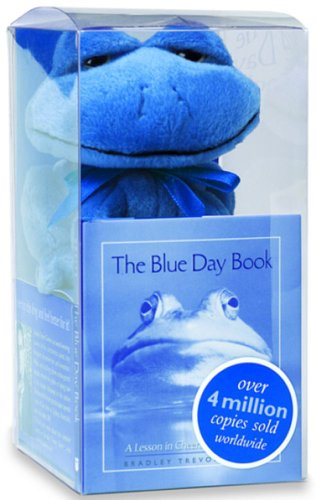 9780740735653: The Blue Day Frog and Little Book