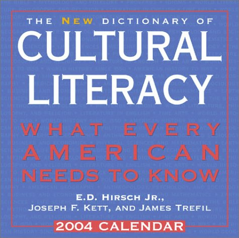 9780740736520: The New Dictionary of Cultural Literacy 2004 Day-To-Day Calendar