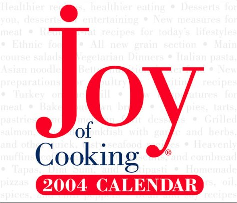 9780740736773: Joy Of Cooking 2004 Day-To-Day Calendar
