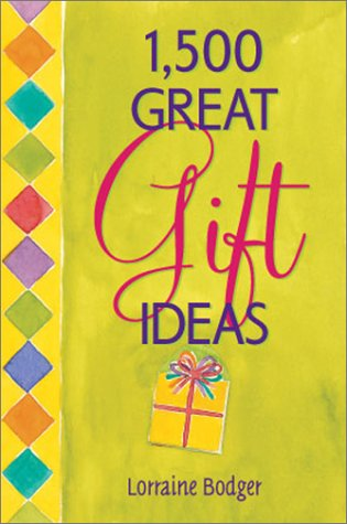 9780740738203: 1,500 Great Gift Ideas
