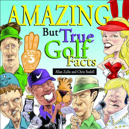 9780740738609: Amazing But True Golf Facts
