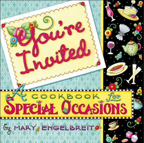 9780740739125: You're Invited: A Cookbook for Special Occasions