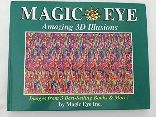9780740740657: Magic Eye:Amazing 3D Illusions