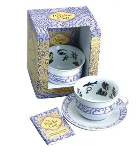 9780740741296: The Psychic Cup: Answer Life's Questions by Reading Tea Leaves