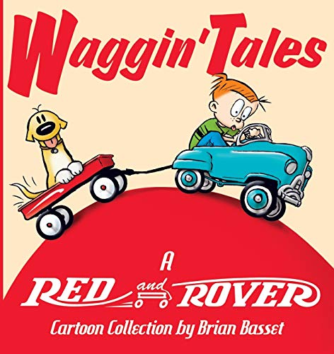 9780740741333: Waggin' Tales: A Red and Rover Collection