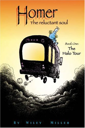 9780740741432: Homer, the Reluctant Soul: The Halo Tours