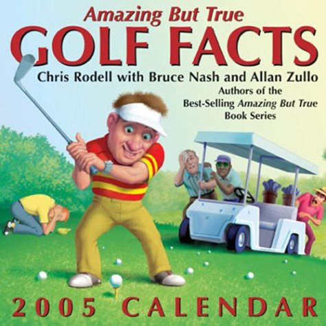 9780740743207: Amazing But True Golf Facts