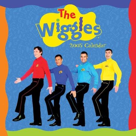 9780740743344: The Wiggles: 2005 Wall Calendar