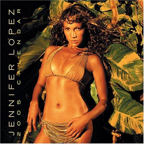 9780740745553: Jennifer Lopez 2005 Calendar