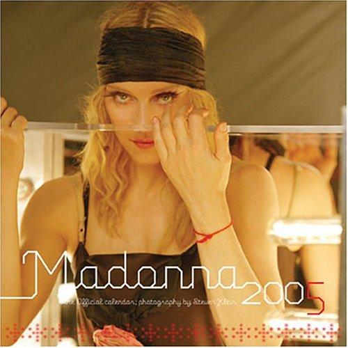 9780740745577: Madonna 2005 Calendar