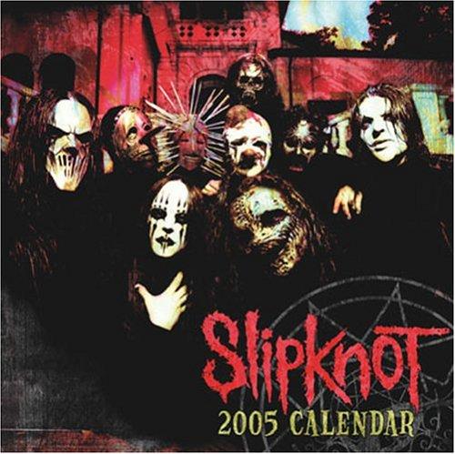 9780740745737: The Slipknot Official Calendar 2005