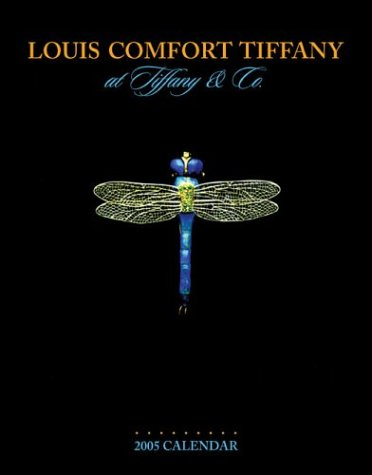 Louis Comfort Tiffany at Tiffany & Co: 2005 Desk Calendar with Other and Bookmark