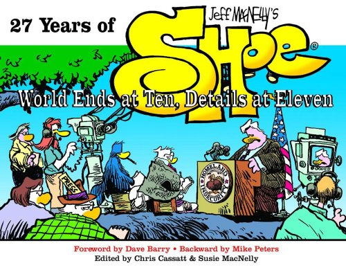 27 Years of Shoe: World Ends at: MacNelly, Susie; MacNelly,