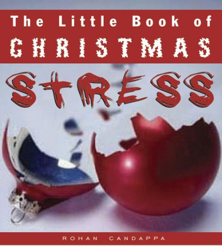 9780740746833: The Little Book of Christmas Stress